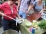 Škrjančki-gobova juha 2015